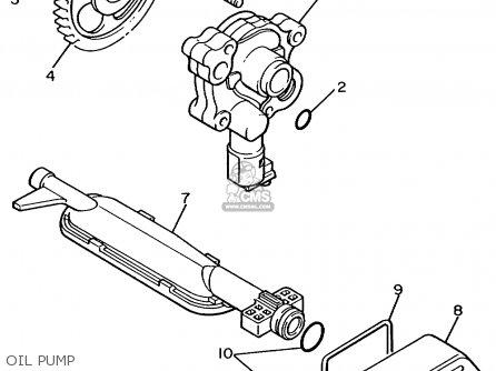 Yamaha XV535 XV535C 1999 (X) USA CALIFORNIA parts lists