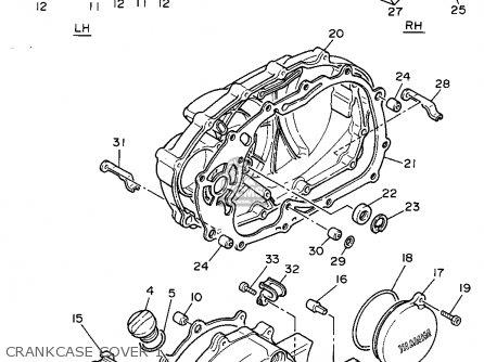 Yamaha XV535 XV535C XV535S XV535SC 1994 (R) USA CALIFORNIA