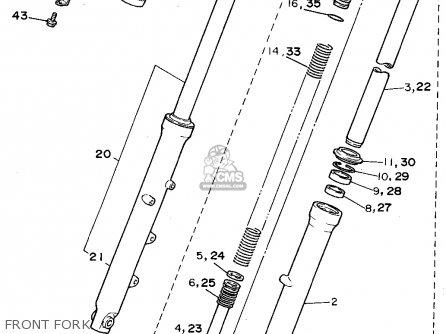 Yamaha Xv535 Xv535c Xv535s Xv535sc 1995 (s) Usa California