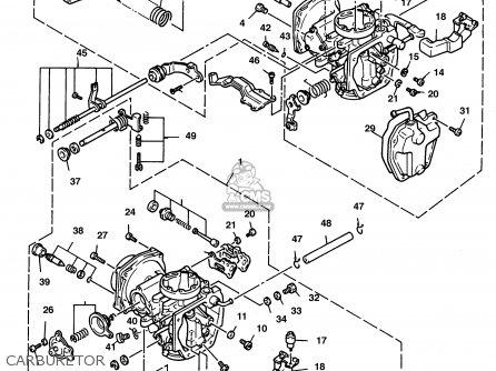 Yamaha XV535 XV535C XV535S XV535SC 1996 (T) USA CALIFORNIA