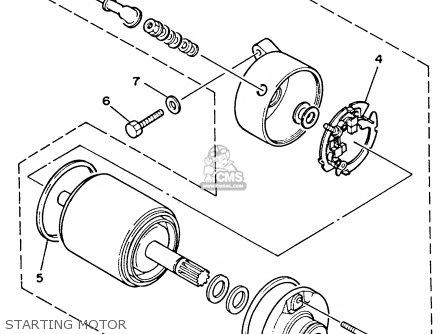 2000 Yamaha Pw50 Wiring Diagram