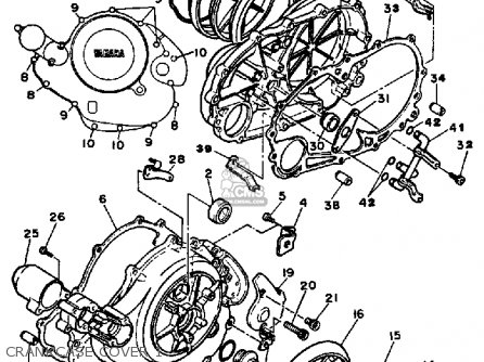 Yamaha Motorcycles 650 Engine Diagram Toyota Engine