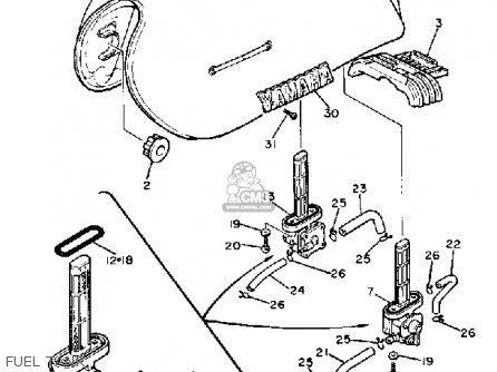 1996 virago 750 wiring diagram
