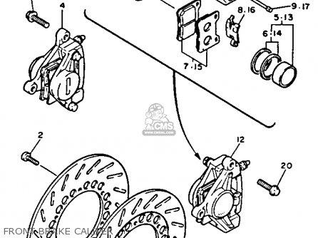 Wiring Diagram Yamaha Virago 250