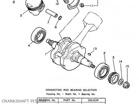 Yamaha XV750C-1 VIRAGO 1997 (V) CALIFORNIA parts lists and