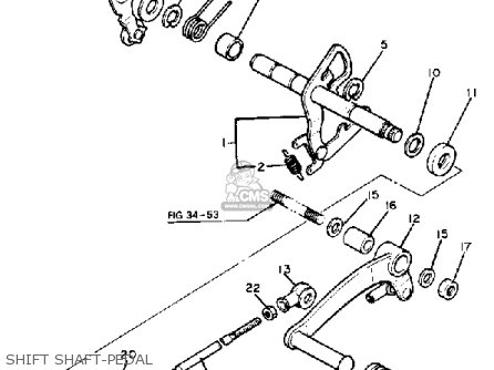 Yamaha XV920R VIRAGO 1982 (C) USA parts lists and schematics