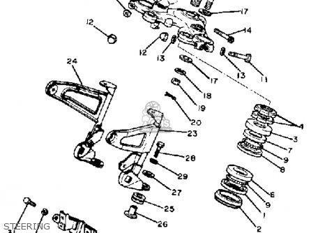 1982 Yamaha Virago 920 Wiring Harness