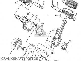 Yamaha Xvs1100 1999 5el1 Holland 295el-300e1 parts list