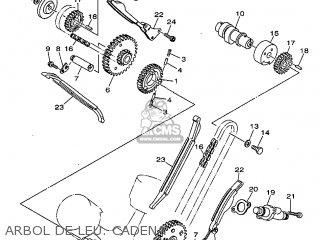 Yamaha XVS1100 1999 5EL1 SPAIN 295EL-352S1 parts lists and