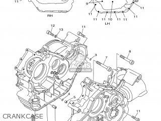 Yamaha XVS1100 2000 5EL8 ENGLAND 105EL-300E1 parts lists