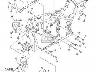 Yamaha XVS1100A 2000 5KS4 ENGLAND 105KS-300E1 parts lists