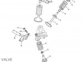 Yamaha XVS1100A 2000 5KS4 HOLLAND 105KS-300E1 parts lists