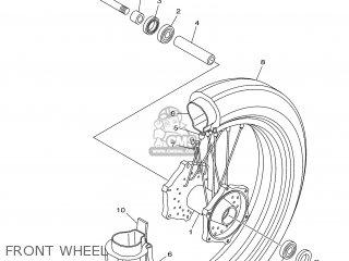 Yamaha Xvs1100a 2002 5ksg Holland 1a5ks-300e1 parts list