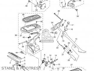 Yamaha XVS1100A 2003 5KSN FINLAND 1B5KS-300E2 parts lists