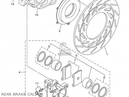 Yamaha XVS1100A XVS1100AC VSTAR CLASSIC 2003 (3) USA