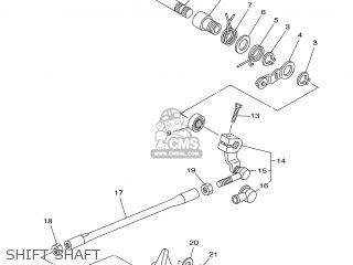 Yamaha XVS125 2000 5JX1 FRANCE 105JX-351F3 parts lists and