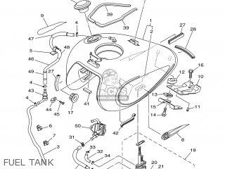 Yamaha XVS125 2000 5JX1 PORTUGAL 105JX-300E3 parts lists