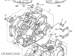 Yamaha Xvs650 1997 4vr2 Norway 274vr-300e4 parts list
