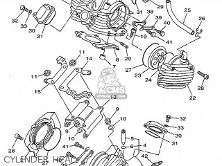 Yamaha Xvs650 1999 4vra Germany 294xr-332g1 parts list