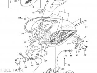 Yamaha XVS650 2000 4VRB BELGIUM 104VR-300E2 parts lists
