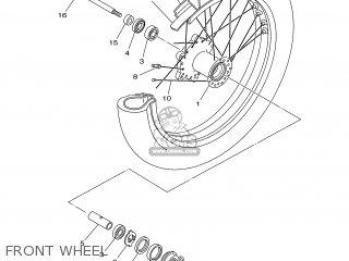 Yamaha XVS650 2000 4VRB ENGLAND 104VR-300E2 parts lists
