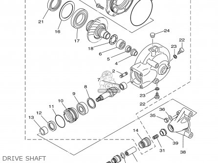 Yamaha Xvs650at Xvs650atc Vstar Silverado 2003 (3) Usa
