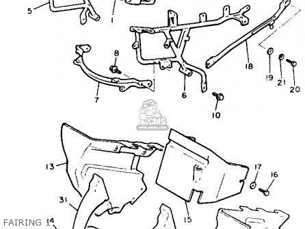 Yamaha Venture Motor Yamaha YBR 125 Motor Wiring Diagram