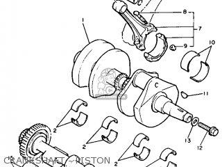Yamaha Xvz12t Venture Royale 1983 (d) Usa parts list