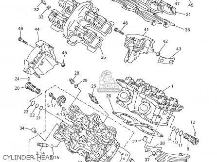 Yamaha Xvz1300tf Xvz1300tfc Royal Star Venture 2003 (3