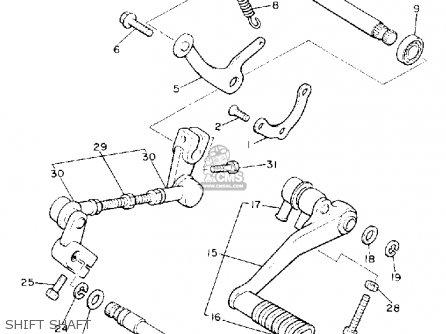 Yamaha Xvz13d Venture Royale 1990 (l) Usa parts list