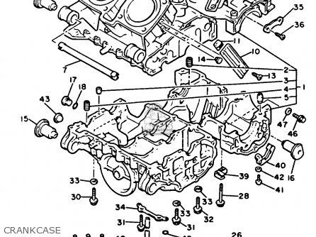 1983 Yamaha Venture Royale Wiring Diagram 1983 Yamaha