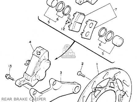 Yamaha XVZ13D VENTURE ROYALE 1993 (P) USA parts lists and