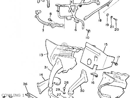1986 Yamaha Venture Royale Wiring Diagram. Diagram. Auto
