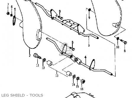 Yamaha Ya6 1966 Usa parts list partsmanual partsfiche
