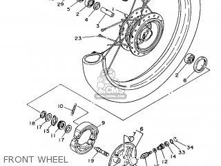 Yamaha Yb100 1987 18n England 2718n-310e1 parts list