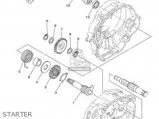 Yamaha YBR125ED 2005 3D91 ENGLAND 1D3D9-300E1 parts lists