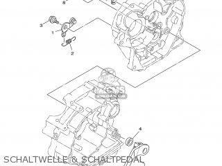 Yamaha YBR125ED 2005 3D91 GERMANY 1D3D9-332G1 parts lists