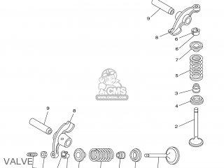 Yamaha YBR125ED 2005 3D91 SPAIN 1D3D9-300E1 parts lists