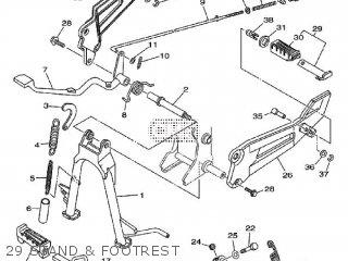 Yamaha YBR125ED 2009 3D99 EUROPE 1H3D9-300E1 parts lists