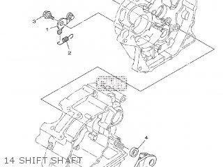 Yamaha Ybr125ed 2010 51d1 Europe 1j51d-300e1 parts list