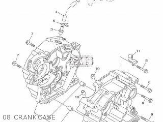 Yamaha Ybr125ed 2012 51d2 Europe 1l51d-300e1 parts list