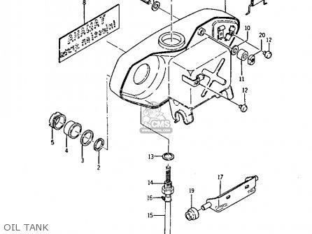 Yamaha Ycs1 1968 parts list partsmanual partsfiche