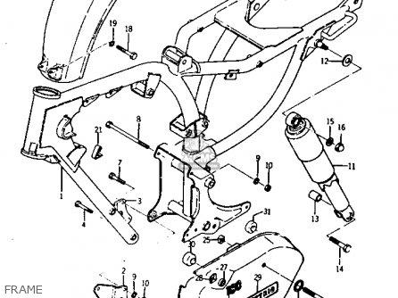 Yamaha YCS1 1968 USA parts lists and schematics