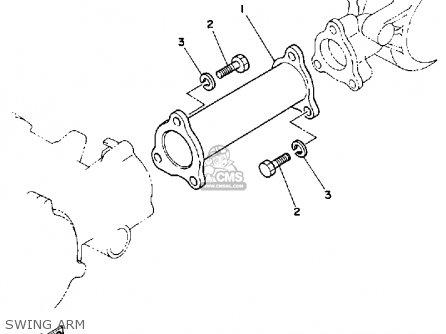 Yamaha Yf60s Moto-4 1986 Usa parts list partsmanual partsfiche