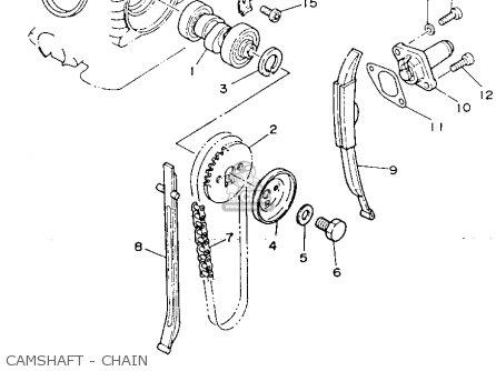 Yamaha Yfa1f 1994 parts list partsmanual partsfiche