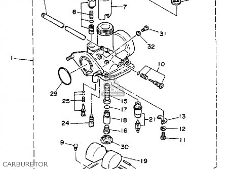 Harley Davidson 4 Speed Diagram 1982
