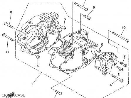Yamaha Yfm250xl/xlc 1999 Usa Except California California