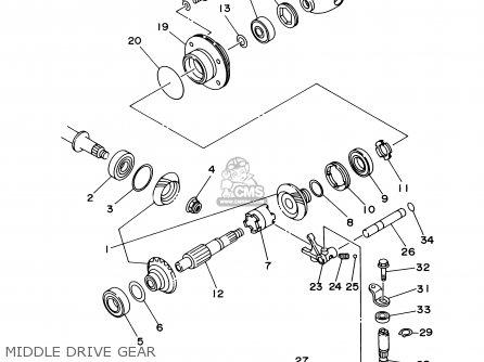 Yamaha YFM250XN/XHN 2001 USA parts lists and schematics