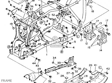 Yamaha Kodiak 400 4x4 Wiring Diagram, Yamaha, Free Engine