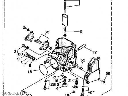 1998 Yamaha Atv Wiring Diagram